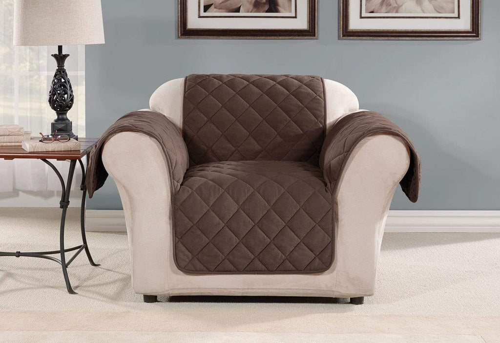 Oversized Microfleece Chair Furniture Cover Chair Covers