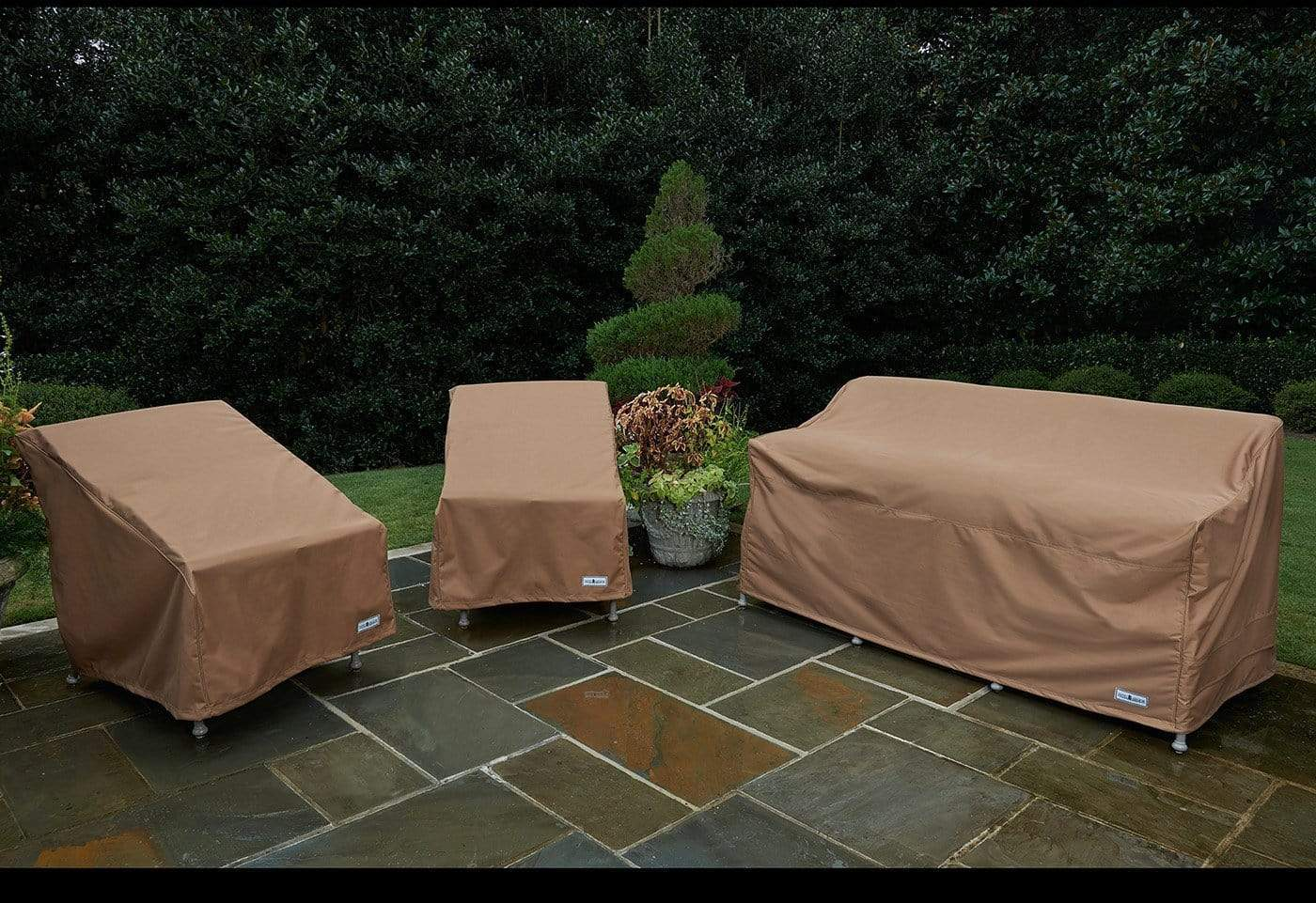 Patio Armor Cover Set - Taupe