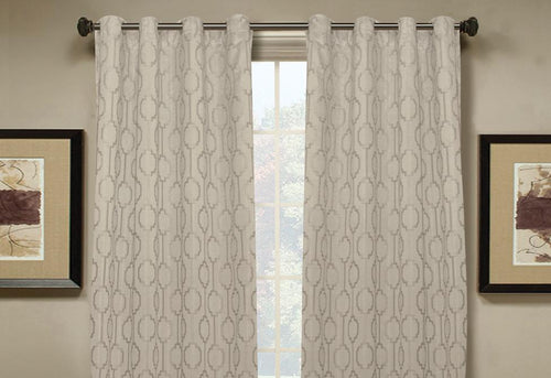 Page Window Curtains