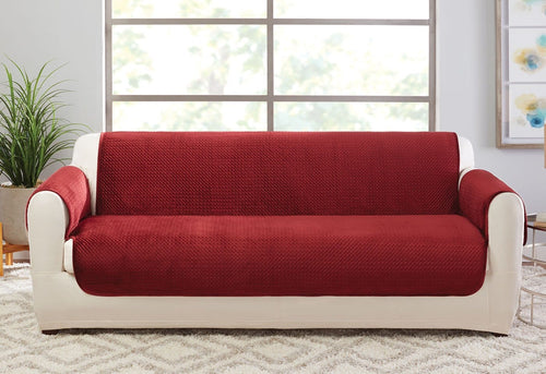 Elegant Pick Stitch Sofa Furniture Cover