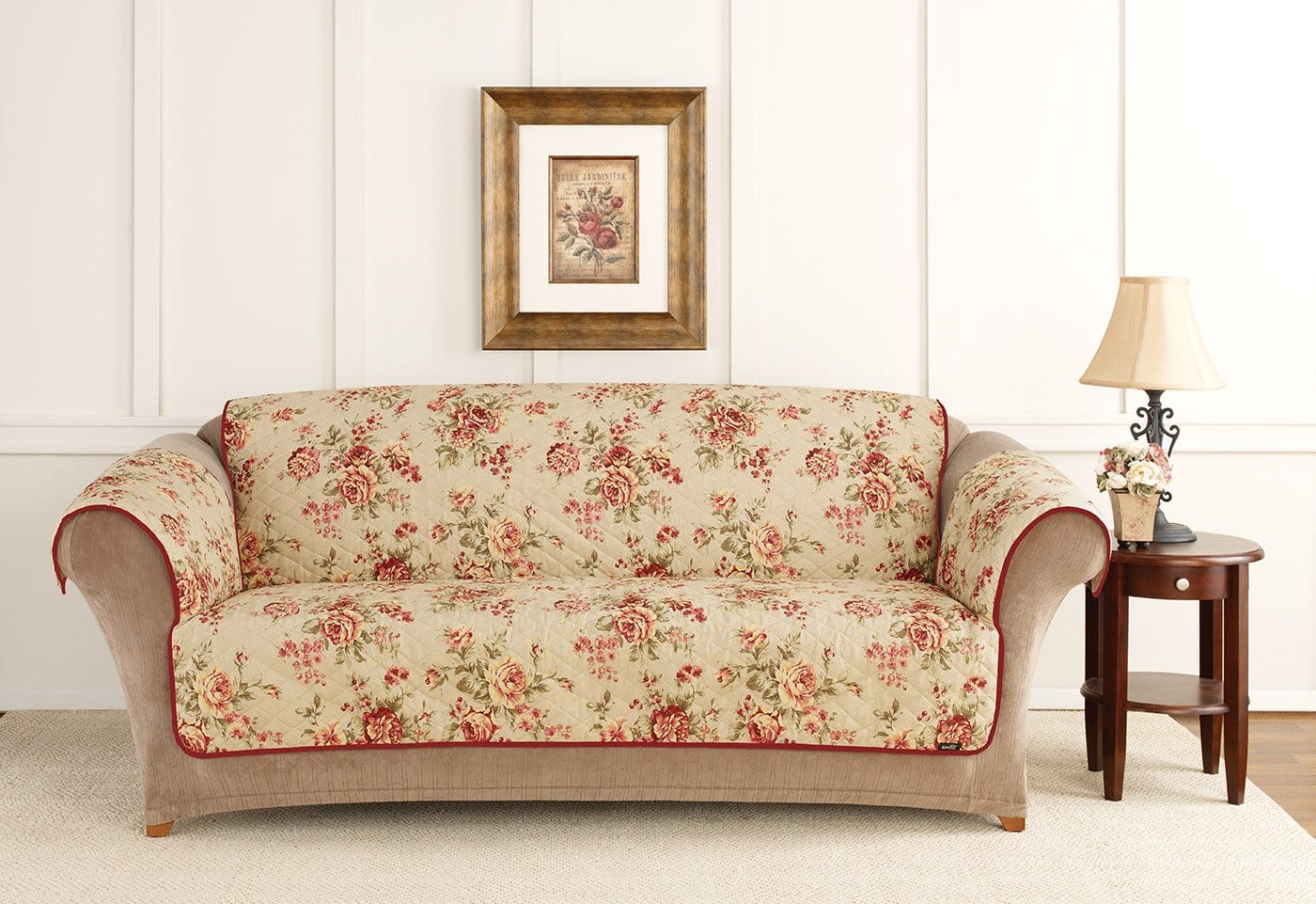 Lexington Floral Pet Throw Sofa