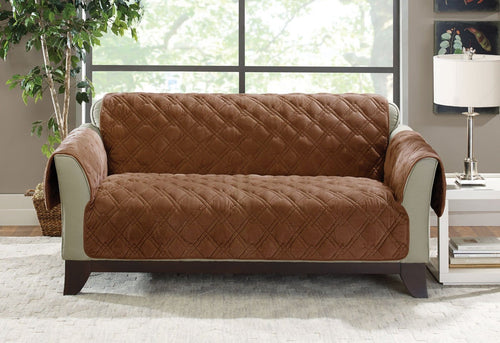 Plush Comfort Loveseat Furniture Cover