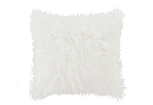 Potter Fur 22 Inch Square Decorative Pillow