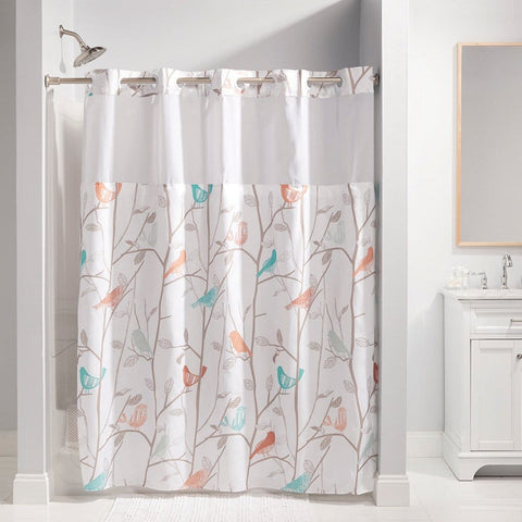Scandiary Hookless® Shower Curtain