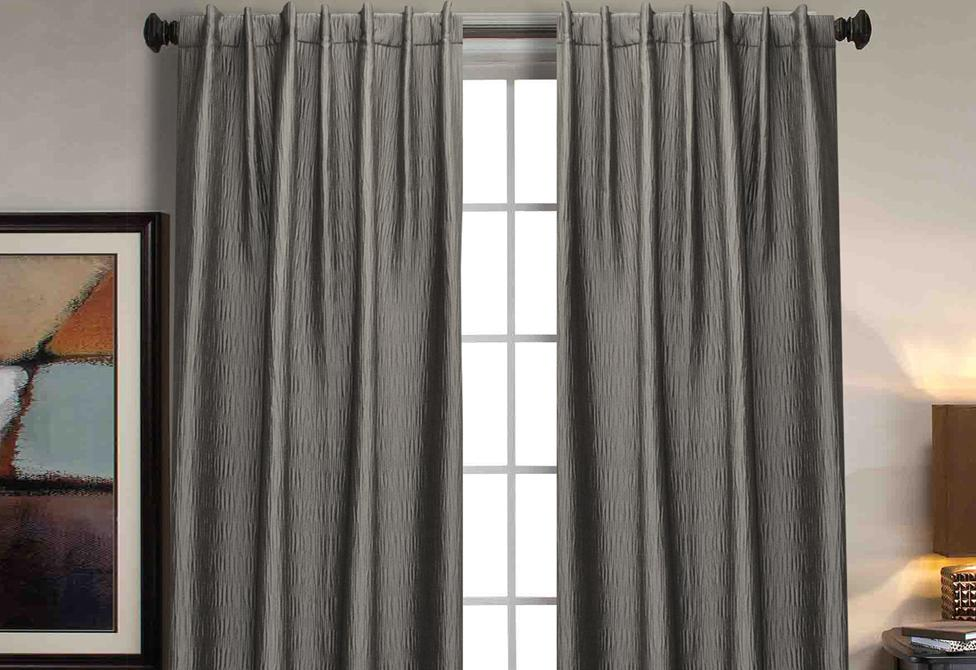 Sonoma Window Curtains SureFit
