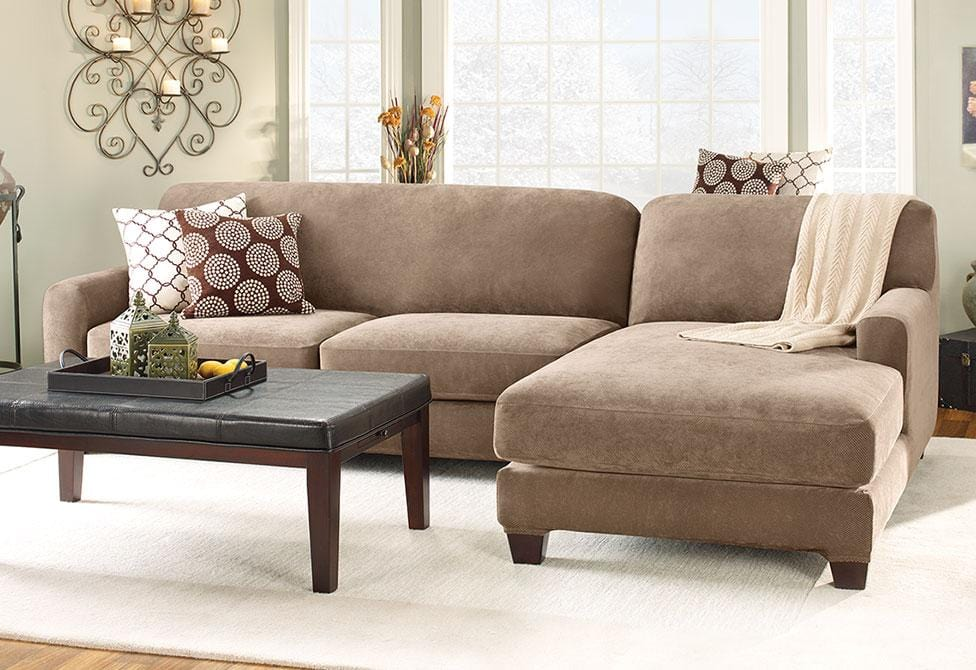 jerseys sectional cross sofas size sofa of slipcover medium slipcovers attached for fit sure cushion seat separate cushions with