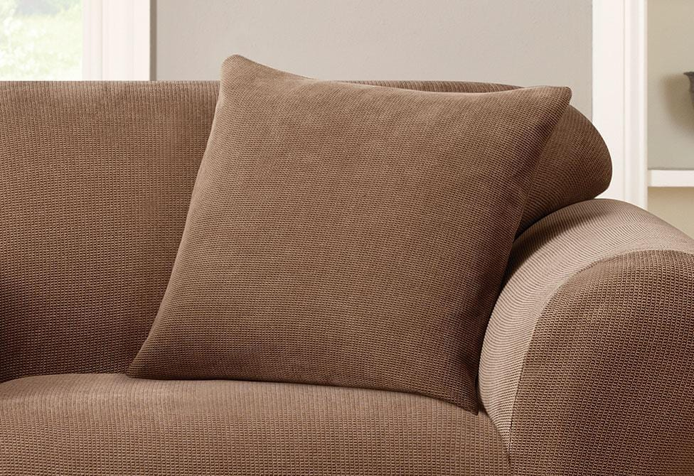 Stretch Metro 18 Inch Square Coordinating Pillow
