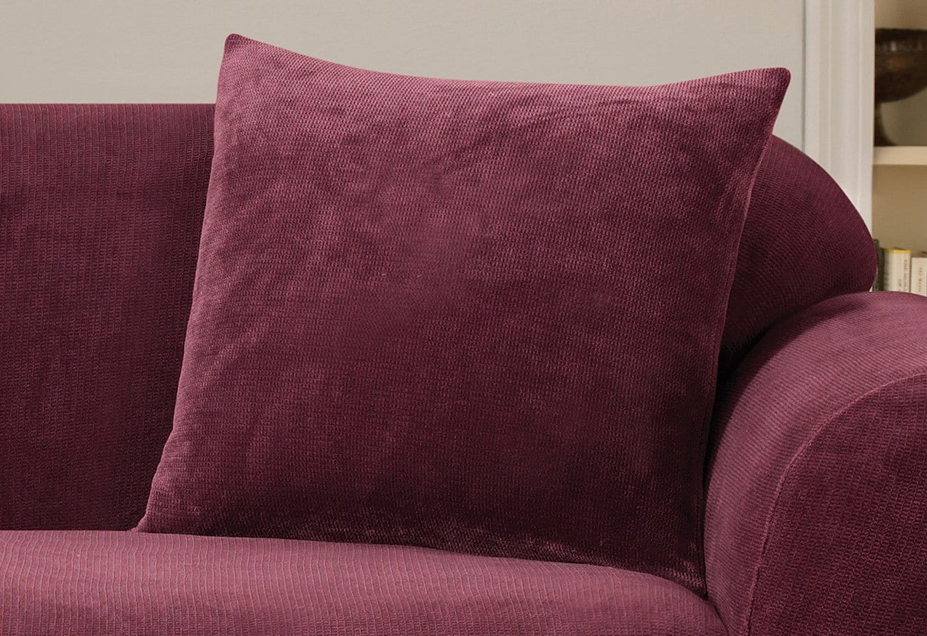 Stretch Metro 18 Inch Square Pillow Cover Square Pillow