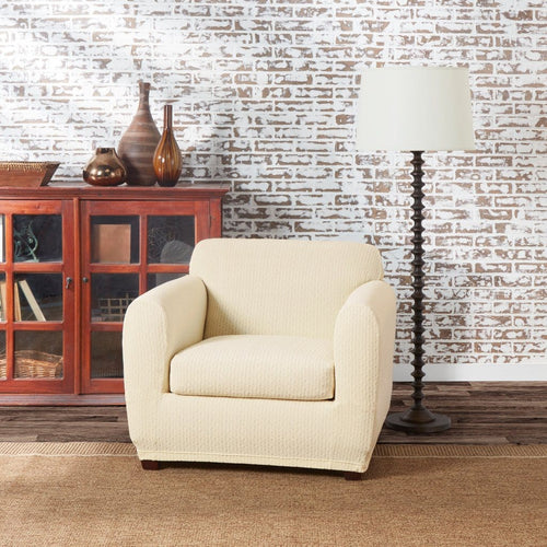 Stretch Tribal Chair Slipcover