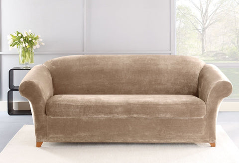 Sofa Covers | Neutral Slipcovers for Sofas & Couches ...