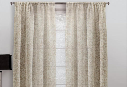Thallus Window Curtains