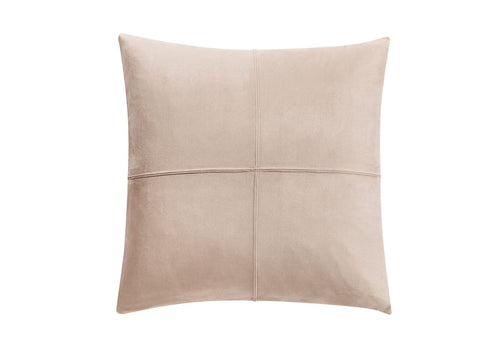 Ultimate Heavyweight Stretch Suede 20 Inch Square Pillow Cover