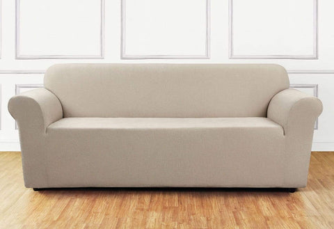 Wondrous Sofa Covers Neutral Slipcovers For Sofas Couches Download Free Architecture Designs Salvmadebymaigaardcom