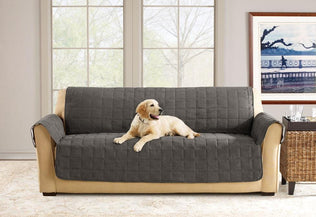 Deluxe Comfort Sofa Furniture Cover With Arms Surefit