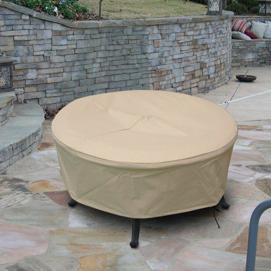Hearth And Garden Fire Pit Outdoor Furniture Cover