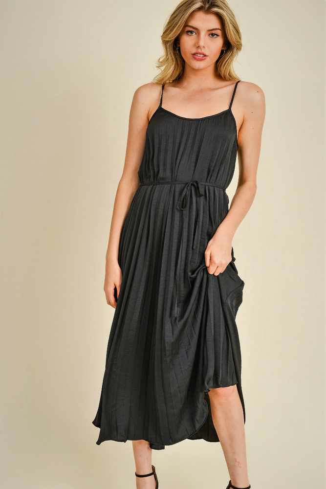 DANCE WITH ME MIDI DRESS