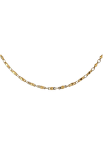 Marrin Costello - Nugget Choker - Gold