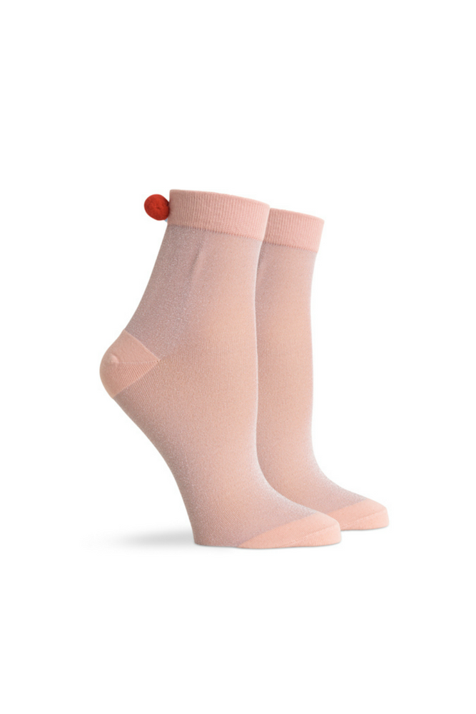 Richer Poorer - Aida Ankle - Pink