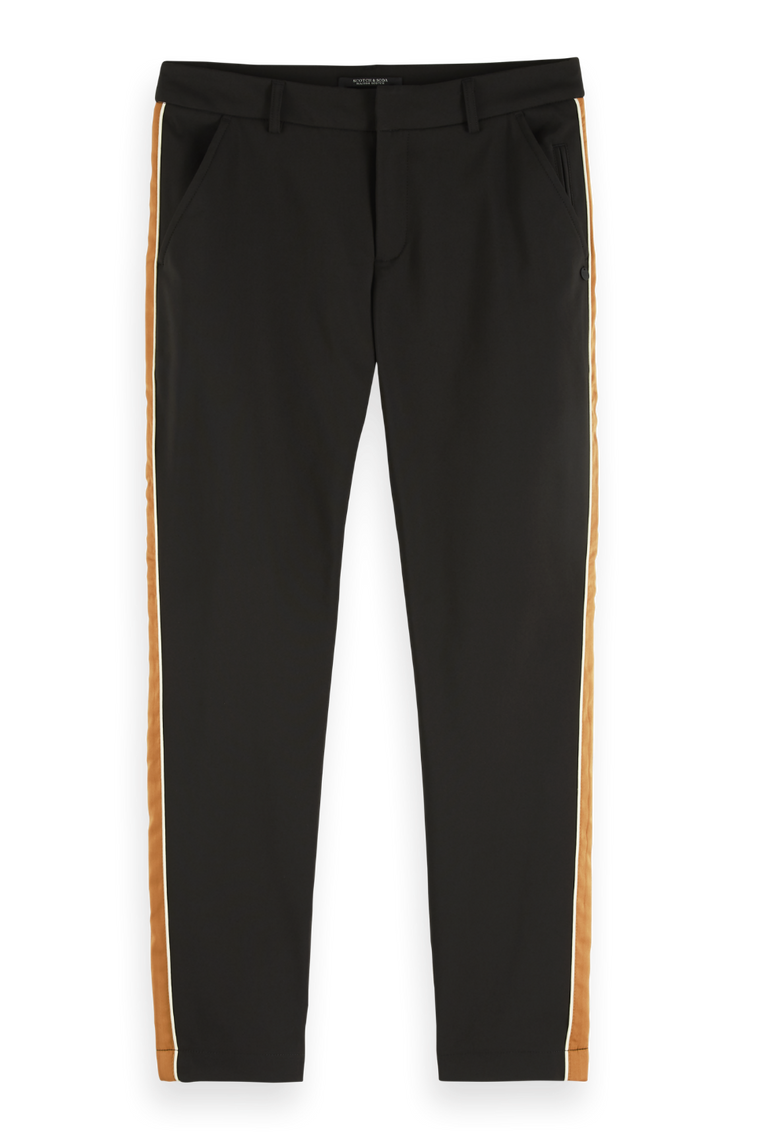 TAILORED STRETCH CONTRAST PANT