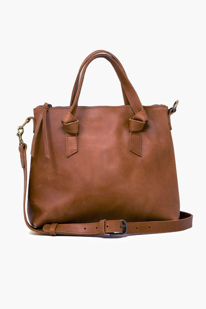 RACHEL CROSSBODY - WHISKEY