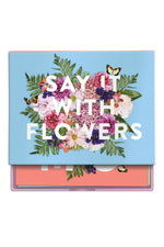 SAY IT WITH FLOWERS NOTECARDS