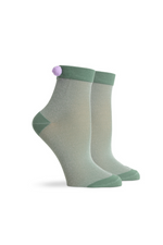 Richer Poorer - Aida Ankle - Green