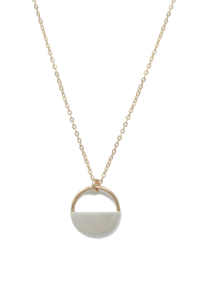 Able - Rumi Necklace - Two Tone