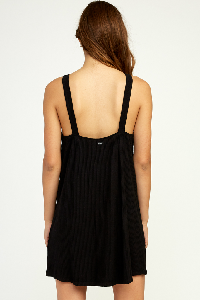 RVCA - Brandy - Black - Back