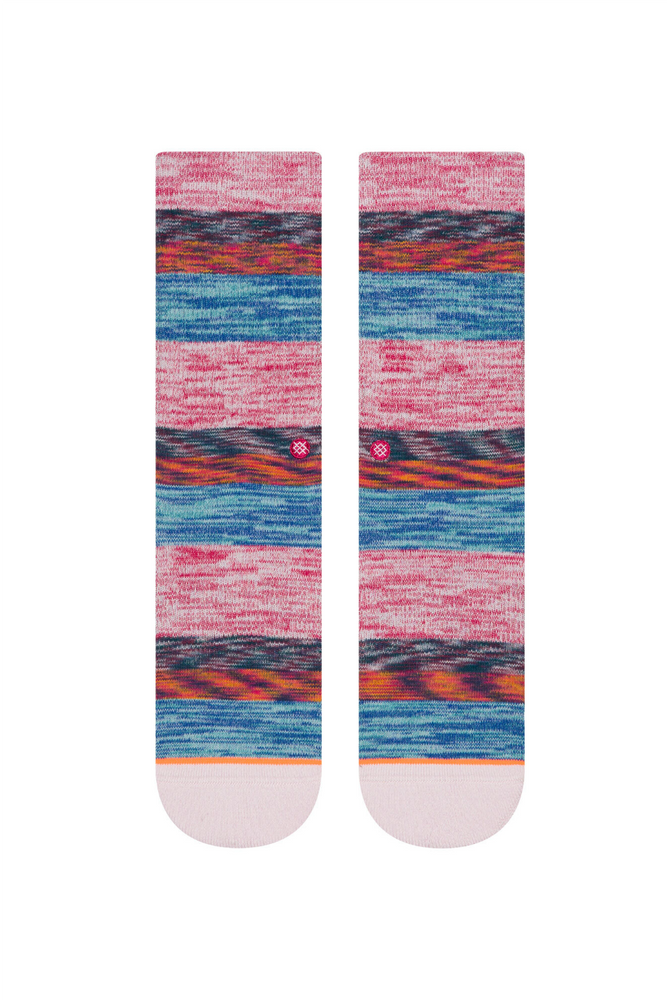 Stance - Space Haze Crew - Lilac Ice - Back