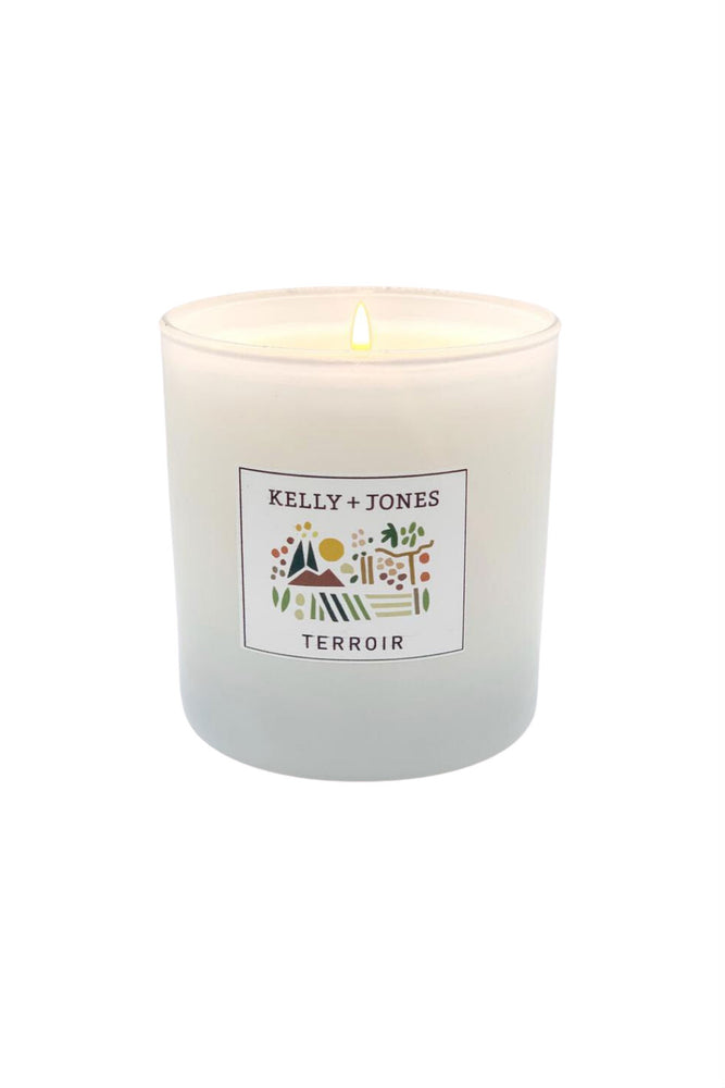 Kelly + Jones - Terroir Candle