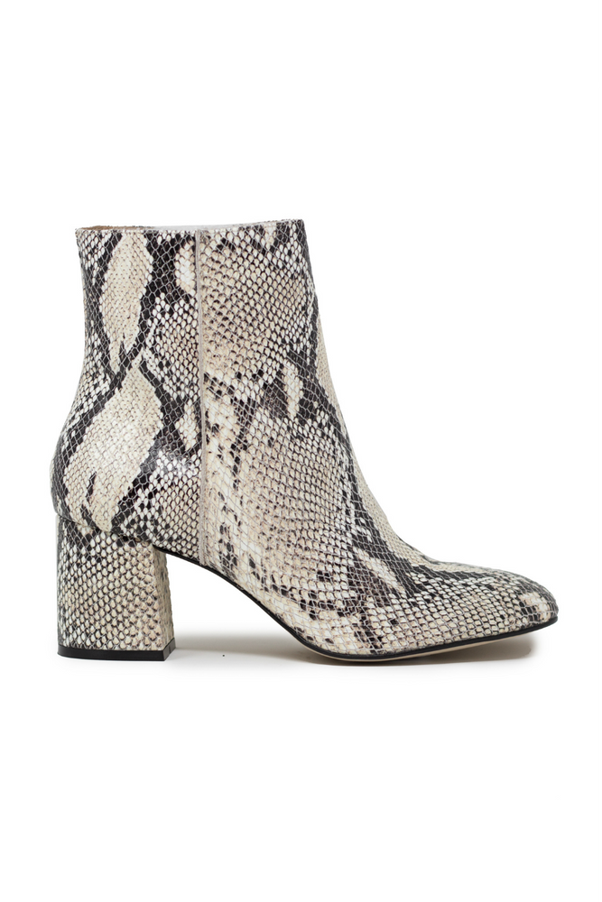 Able - Celina Ankle Boot - Snake - Side