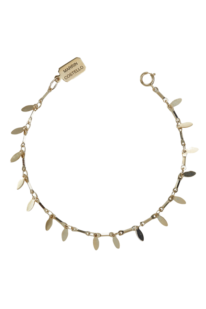 Marrin Costello - Kismet Bracelet - Gold