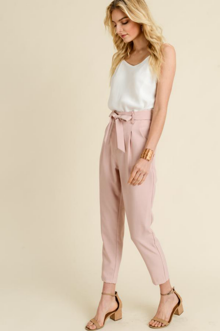 CHELSEA BOW PANT