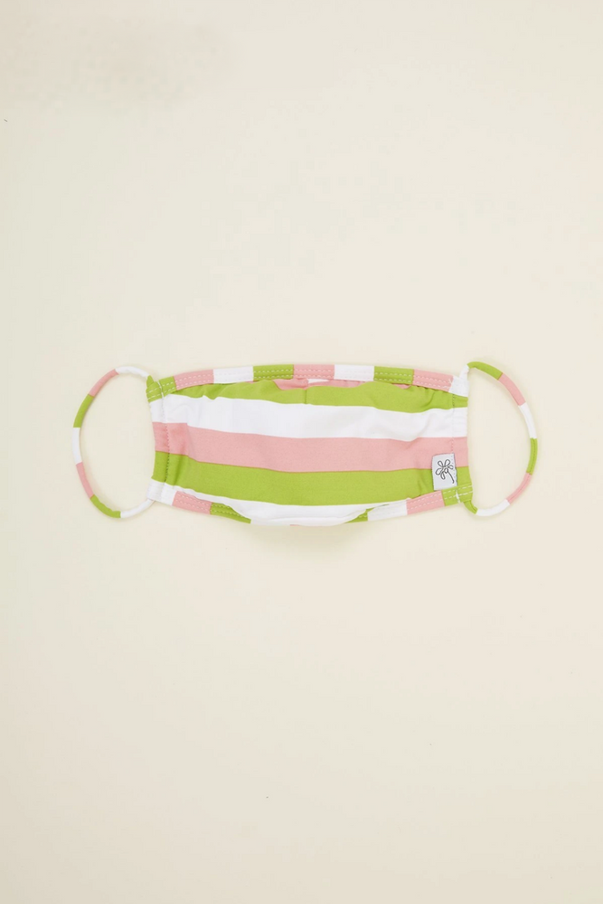 FACE MASK Watermelon Stripe