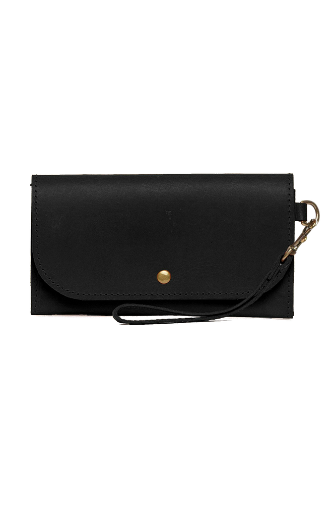 Able - Mare Phone Wallet - Black