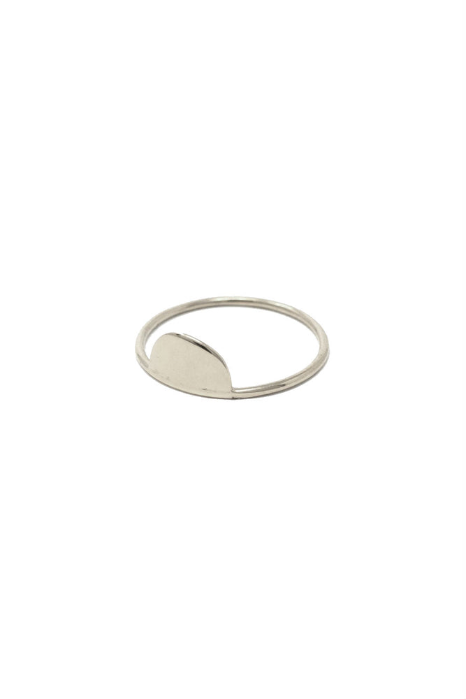 Able - Luna Ring - Silver