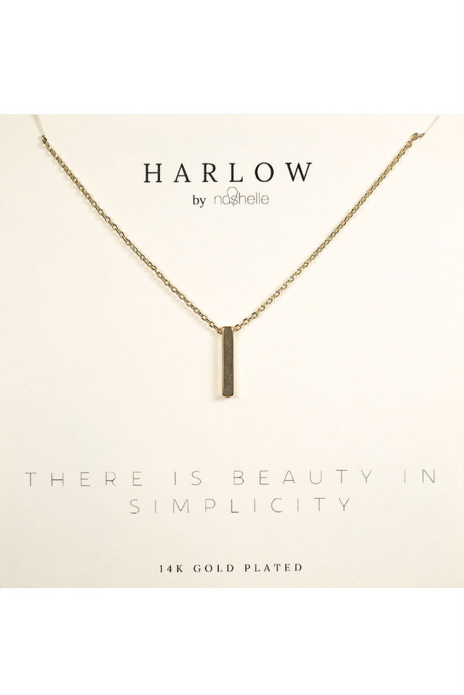 HARLOW BOX SET STICK 14K Gold Plated
