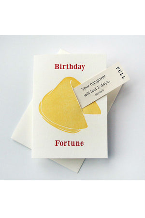 FORTUNE BDAY HANGOVER CARD