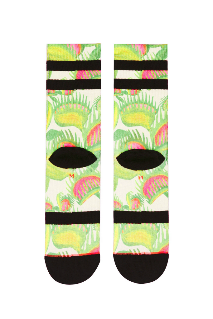 Stance - Gotcha - Green - Back