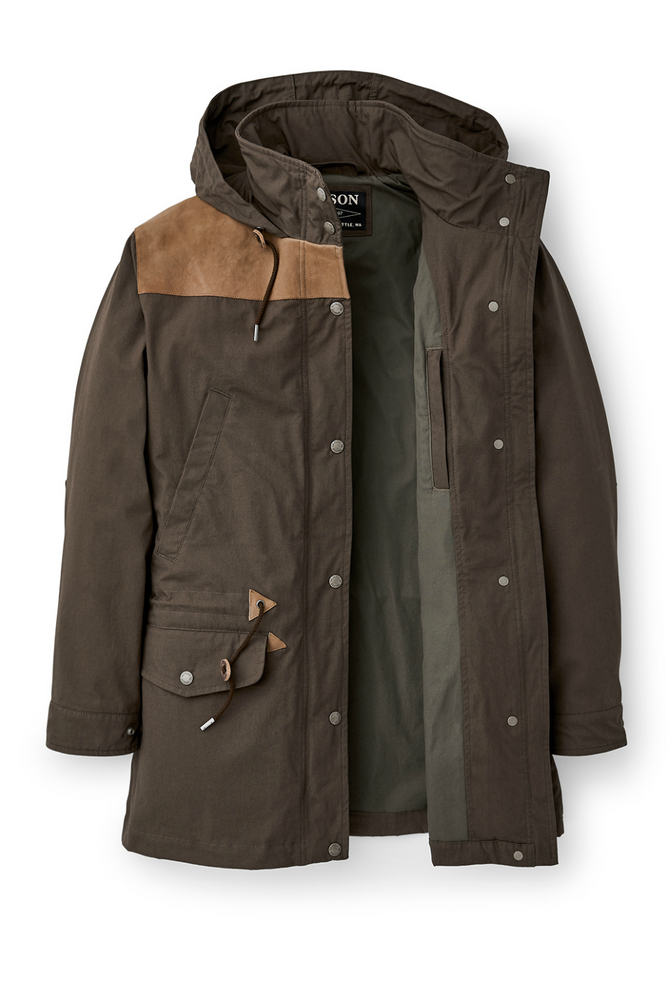 Filson - Mountain Parka - Root - Back