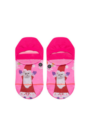Stance - Santipaws - Pink - Front