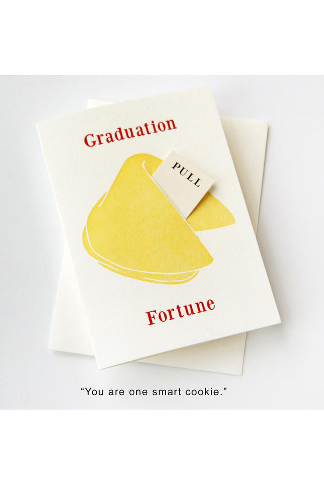 FORTUNE GRAD SMART COOKIE CARD