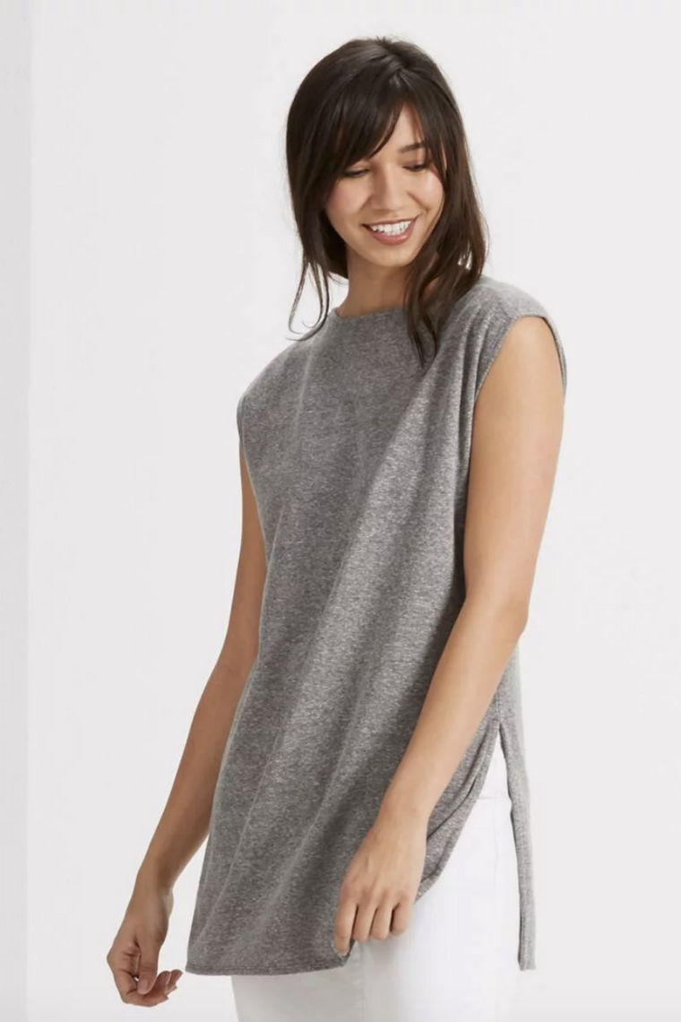 SLEEVELESS SUBLIME TUNIC