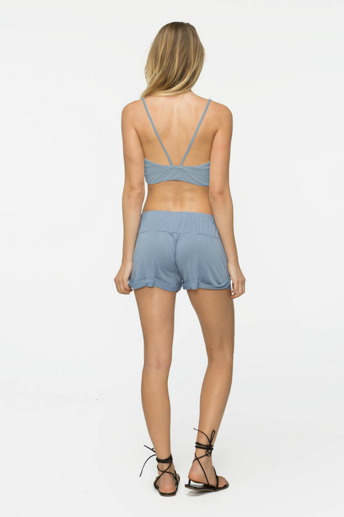 Tavik - Monroe Top - Infinity Blue - Back