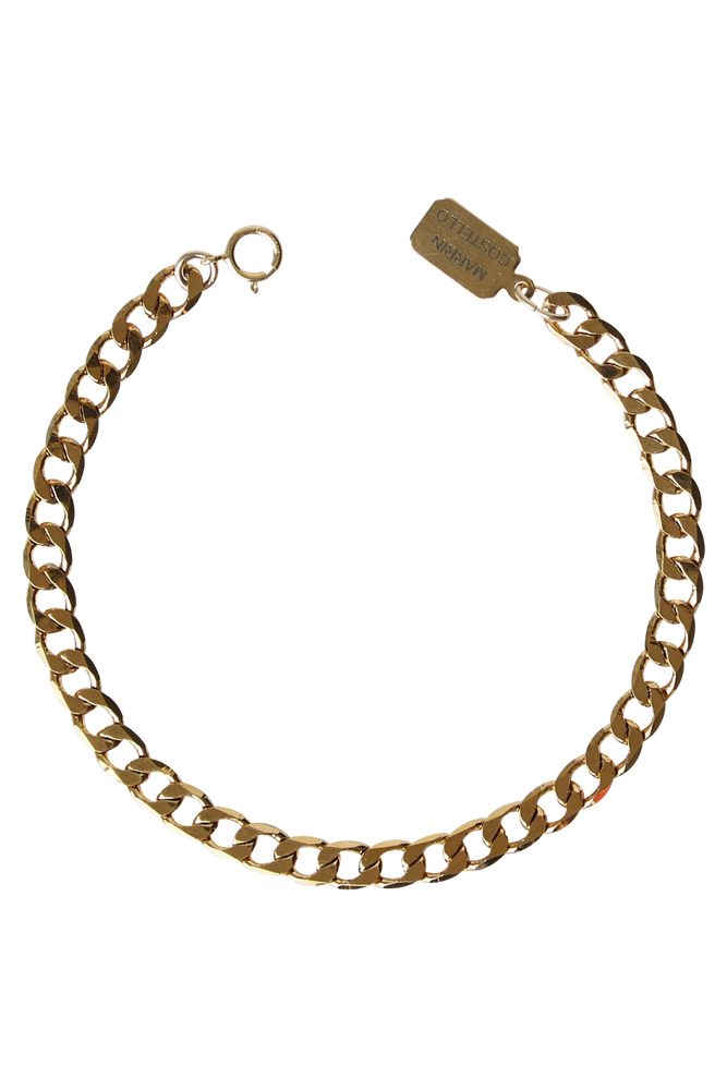 Marrin Costello - Callie Bracelet - Gold