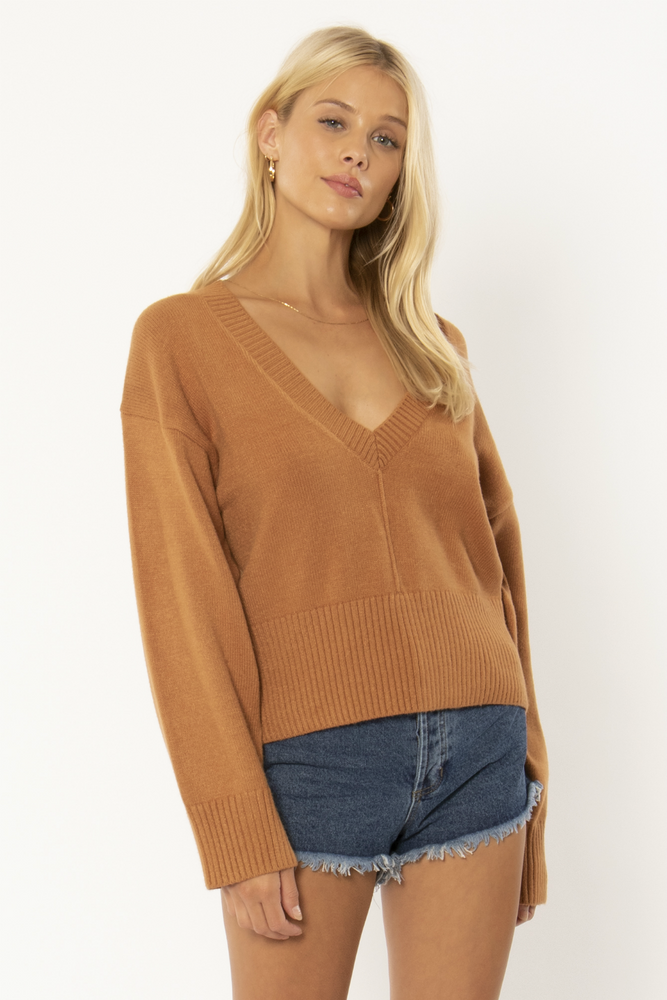 KERI LS KNIT SWEATER