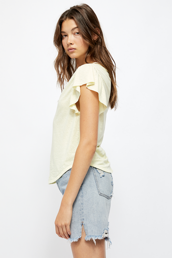 EFFORTLESS TEE