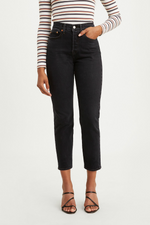 Levis - Wedgie Icon Fit - Wild Bunch Black - Front