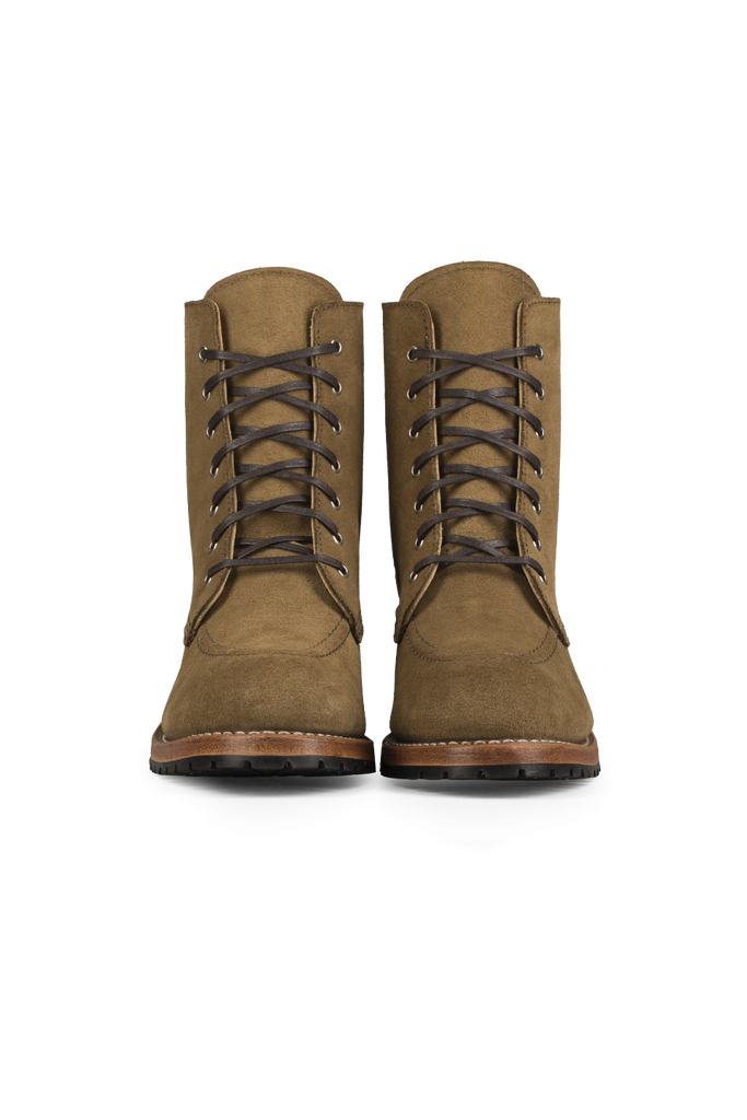 Red Wing Heritage - Clara Boot - Olive Mohave - Front