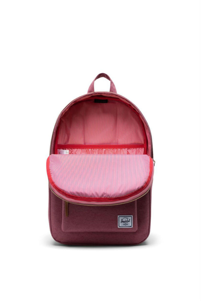 Herschel - Settlement Mid-Volume Pack - Deco Rose Slub - Back